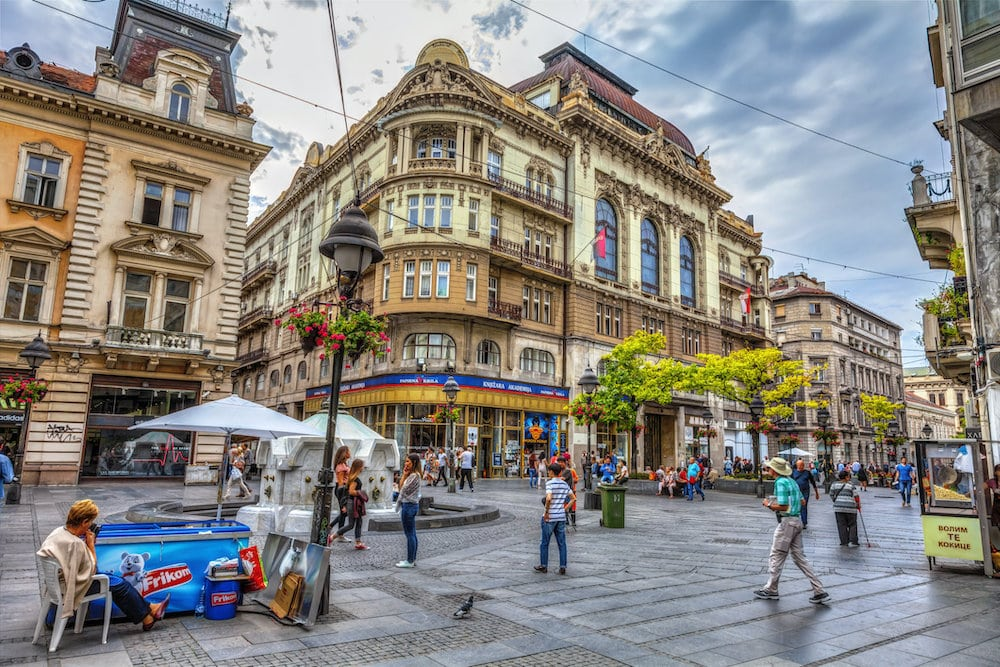Туры в Сербию